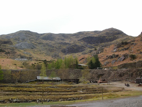 Coppermines Valley near Coniston